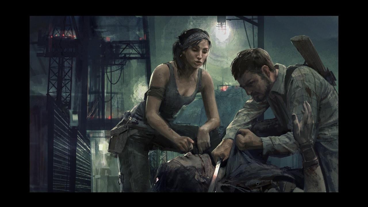 gallery1_psarc shake-down.jpg - Last of Us, the концепт-арт