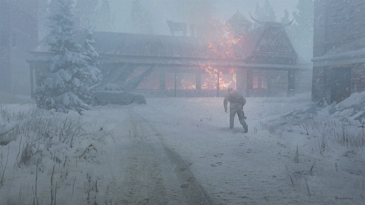 gallery1_psarc steakhouse-approach.jpg - Last of Us, the Арт