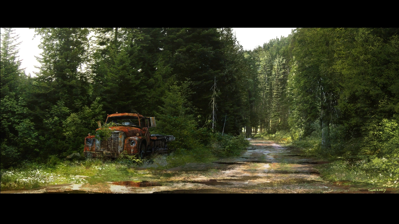gallery1_psarc sun clearing.jpg - Last of Us, the Арт