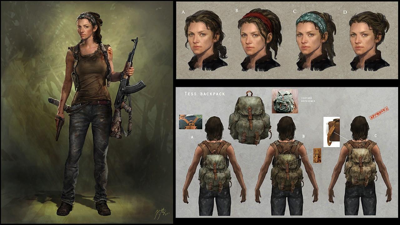 gallery1_psarc tess.jpg - Last of Us, the концепт-арт