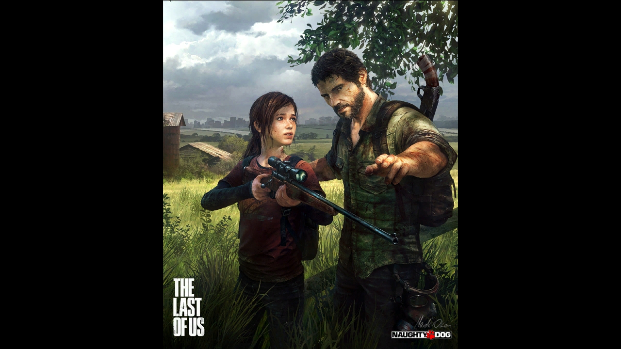 gallery1_psarc TLOU_Comiconl_promo.jpg - Last of Us, the Арт