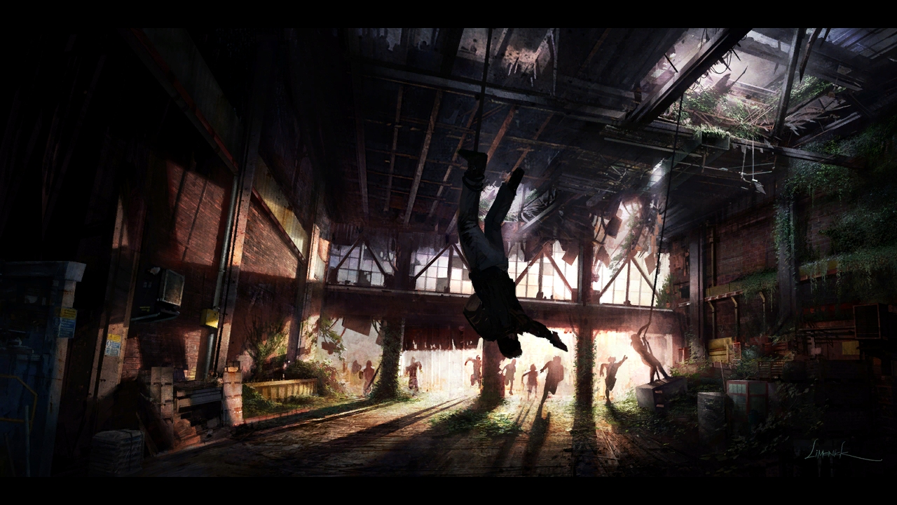 gallery1_psarc Trap color key New.jpg - Last of Us, the Арт
