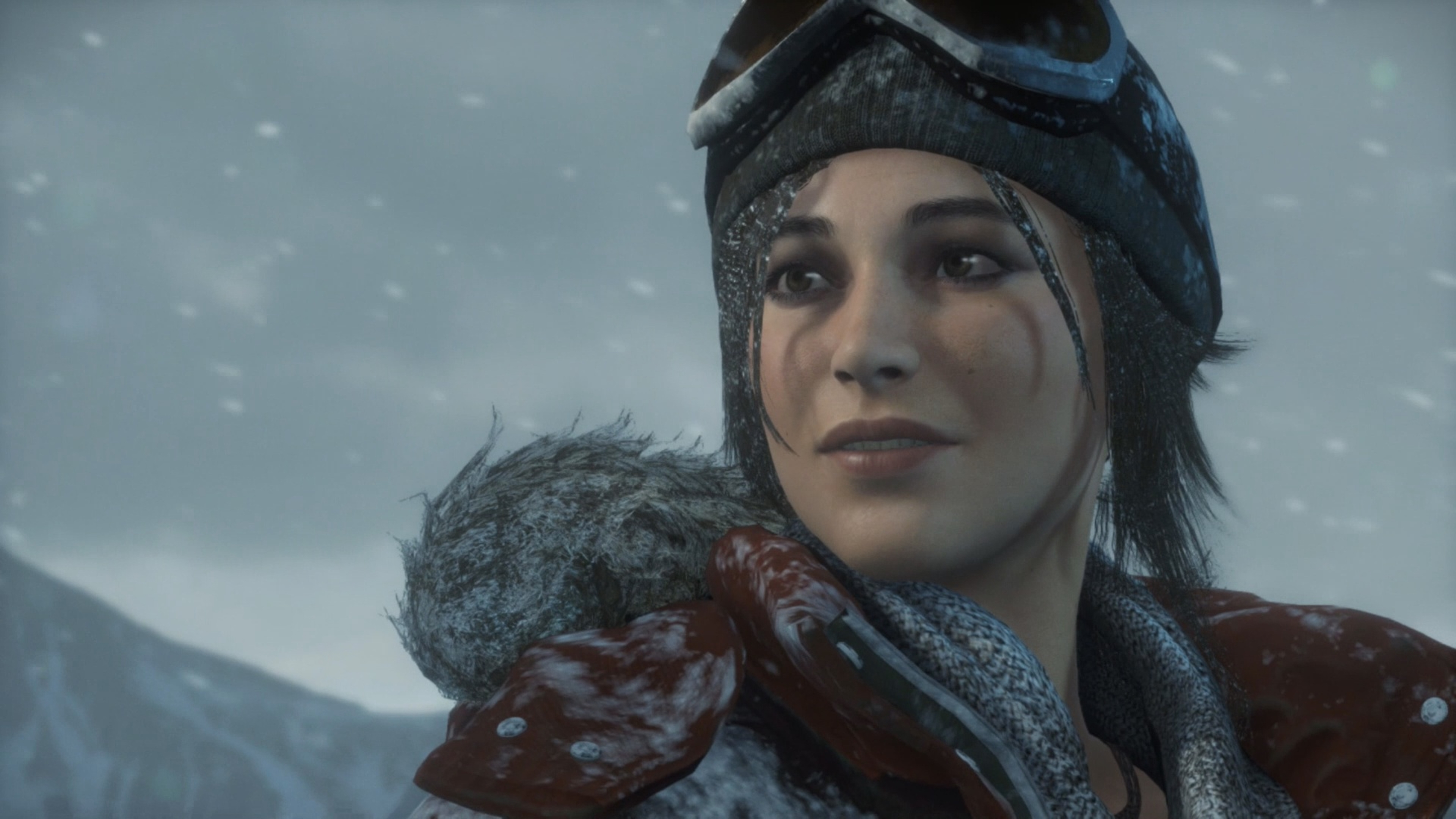 Rise of the Tomb Raider скриншот на ultra graphics - Rise of the Tomb Raider