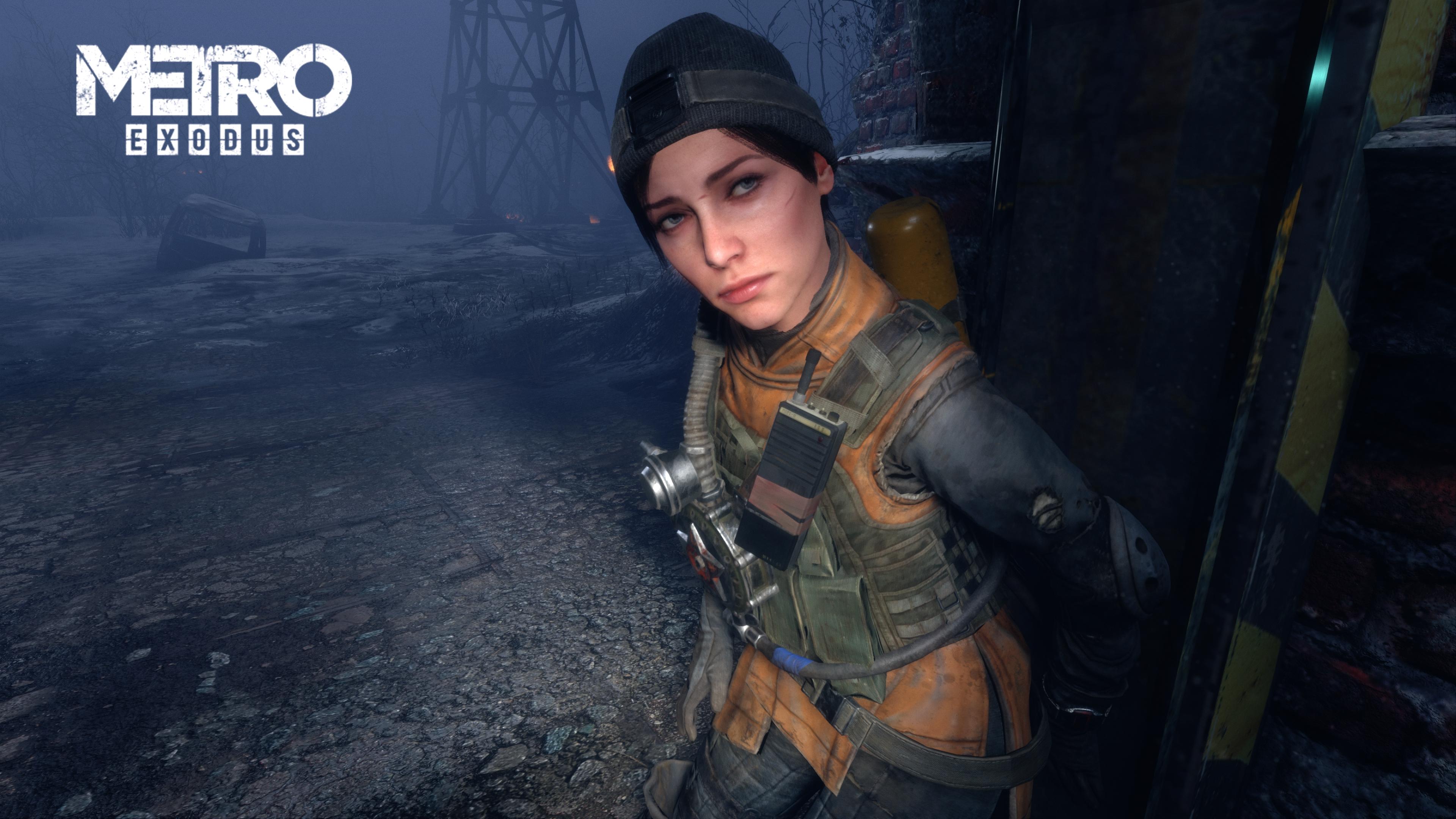 Metro Exodus скриншот с Xbox One X - Metro Exodus