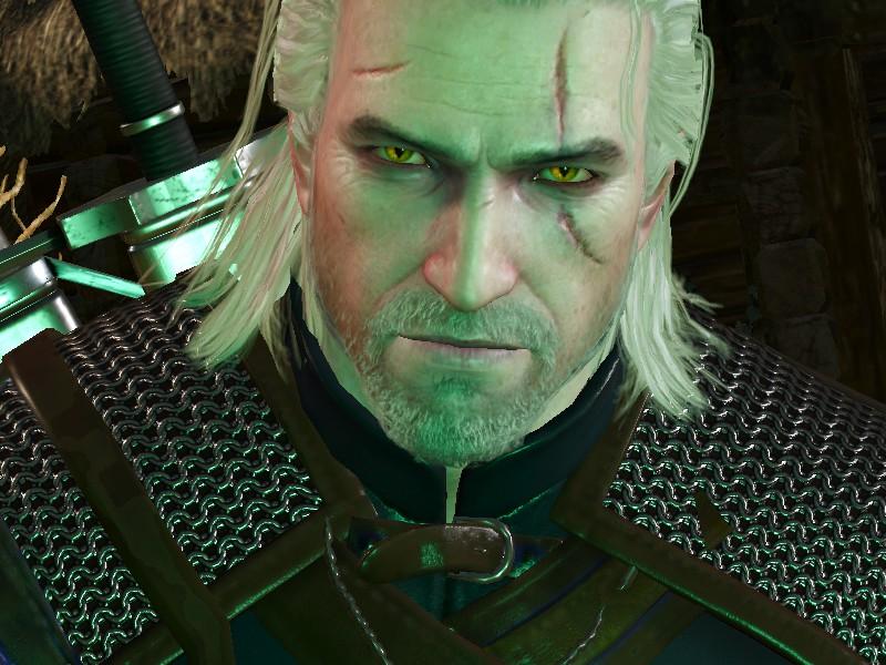 Геральт из Ривии - Witcher 3: Wild Hunt, the