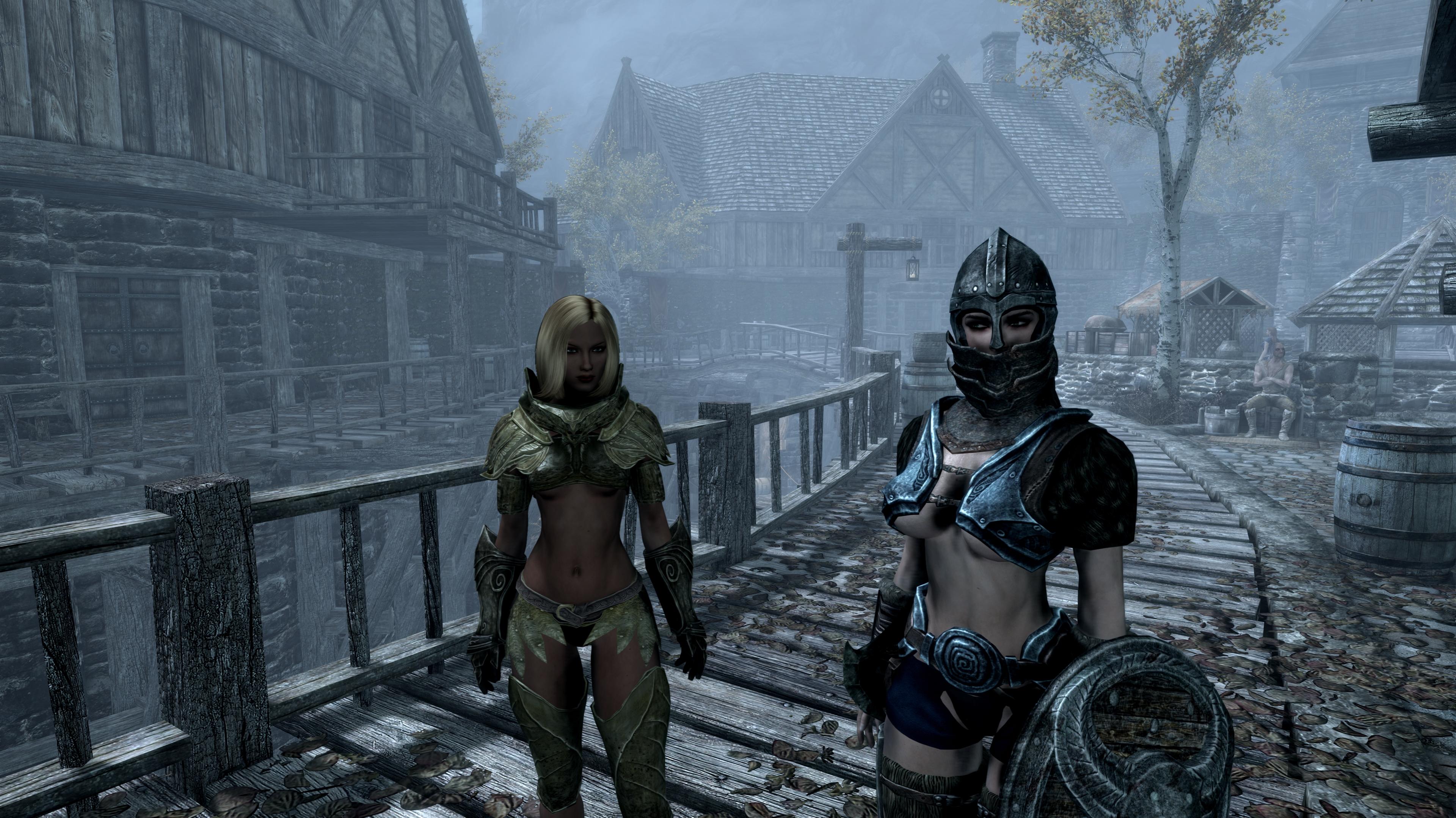 The Elder Scrolls V Skyrim Special Edition 4k ultra graphics Nvidia GeForce RTX 2080 - Elder Scrolls 5: Skyrim, the