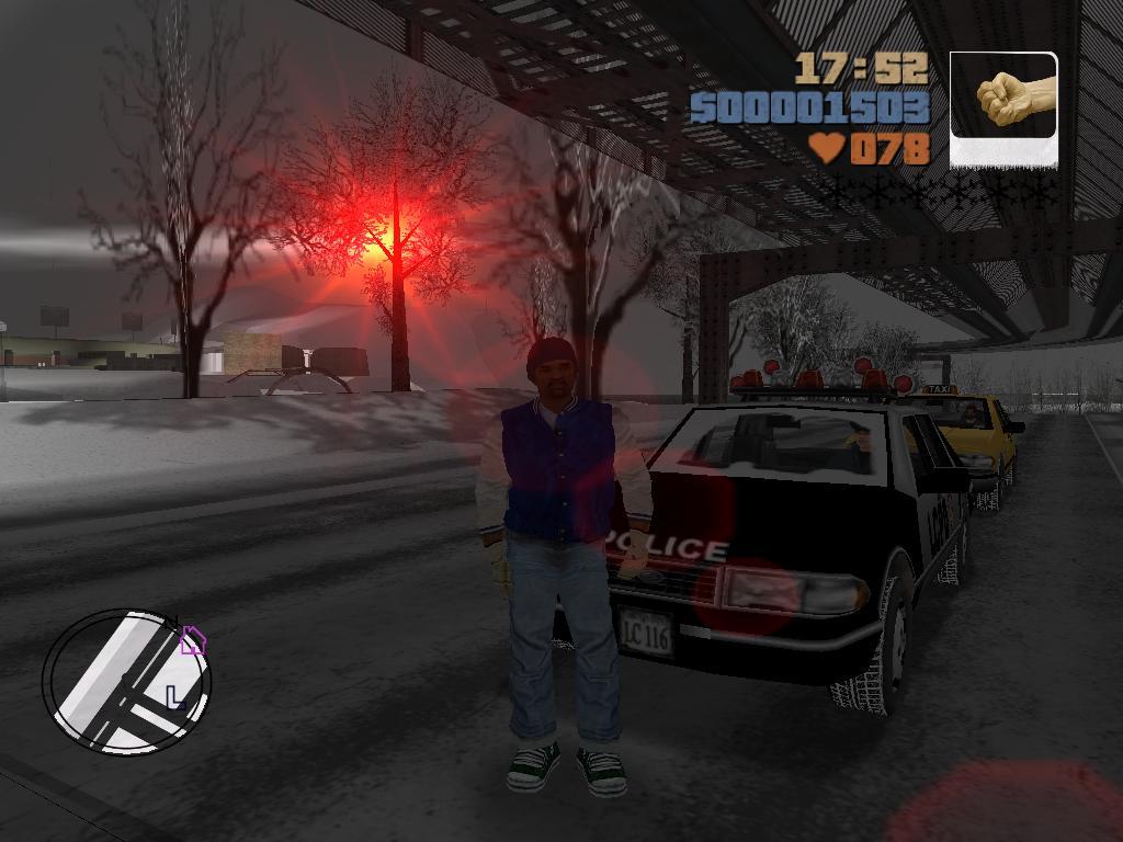 Хвох Восьмерка - Grand Theft Auto 3