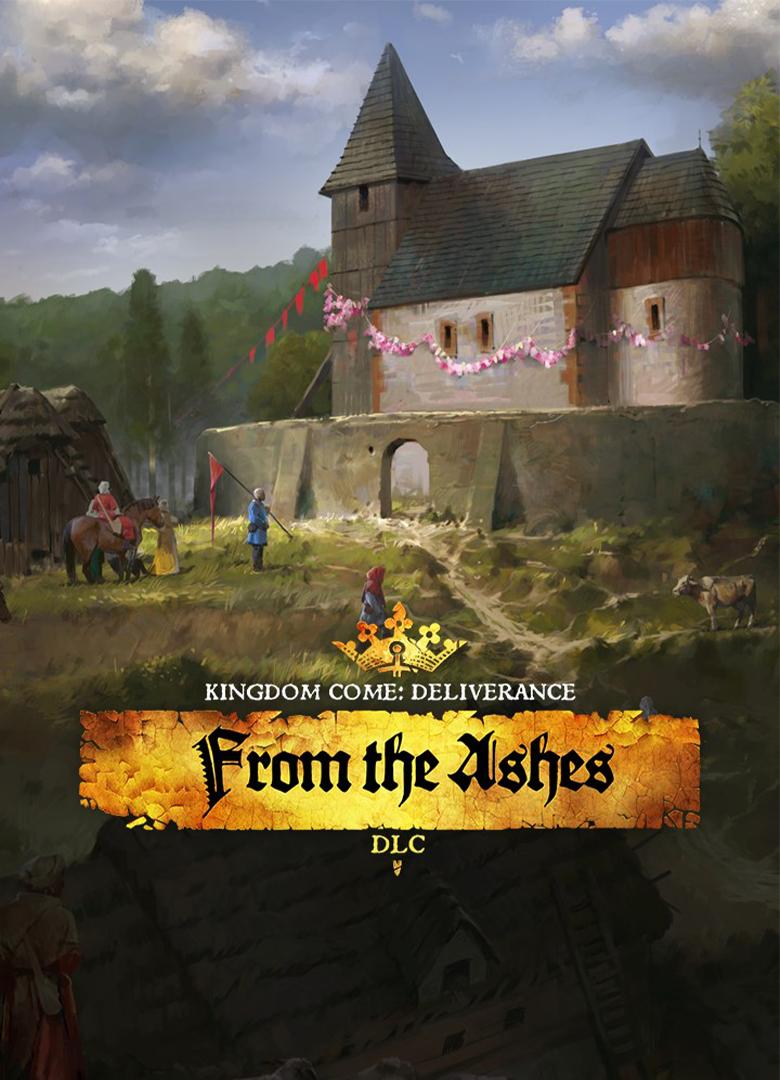 Обложка - Kingdom Come: Deliverance