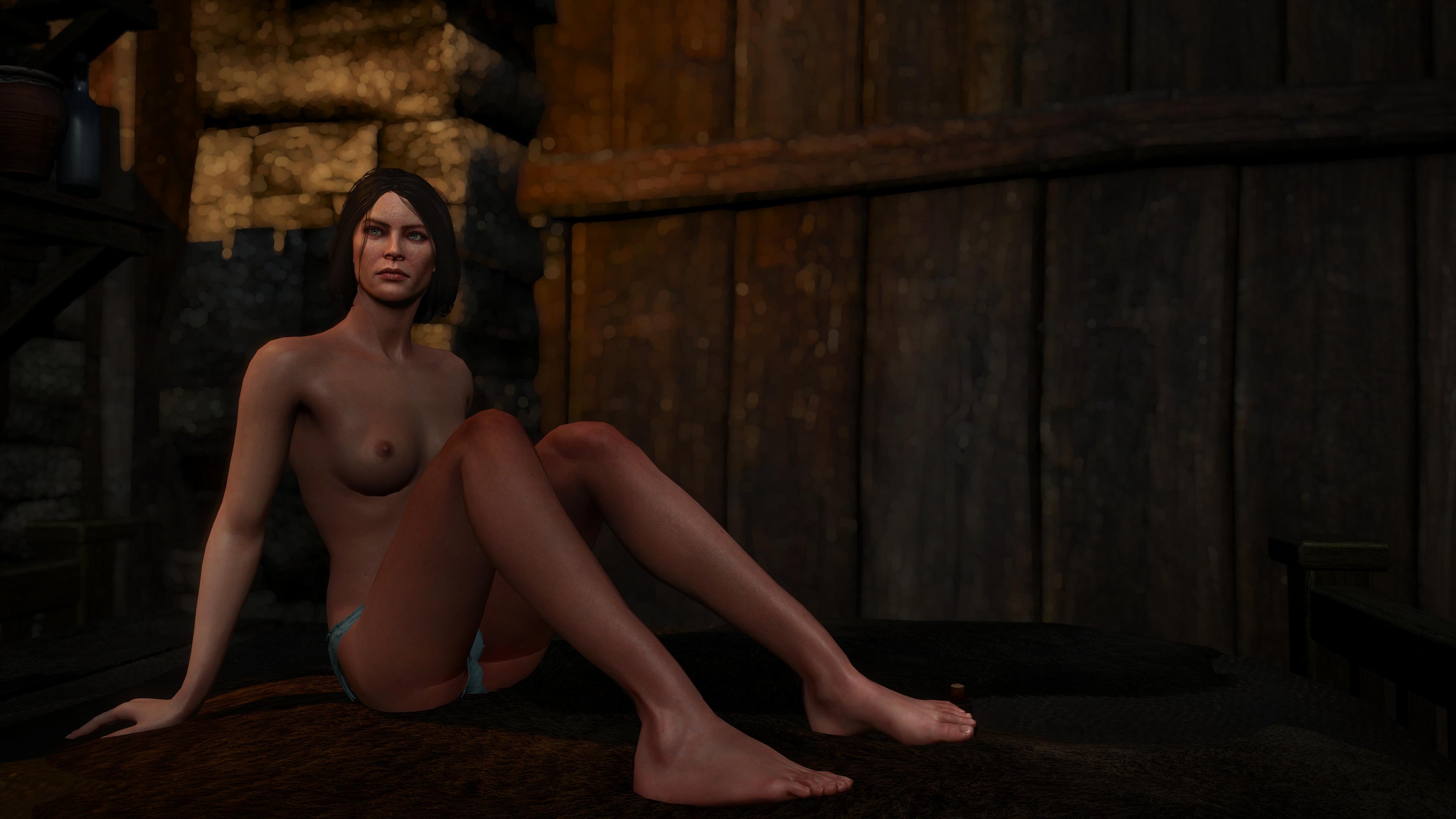 The Witcher 3 Super-Ren.jpg - Witcher 3: Wild Hunt, the