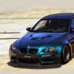Grand Theft Auto 5 BMW-3(e92)
