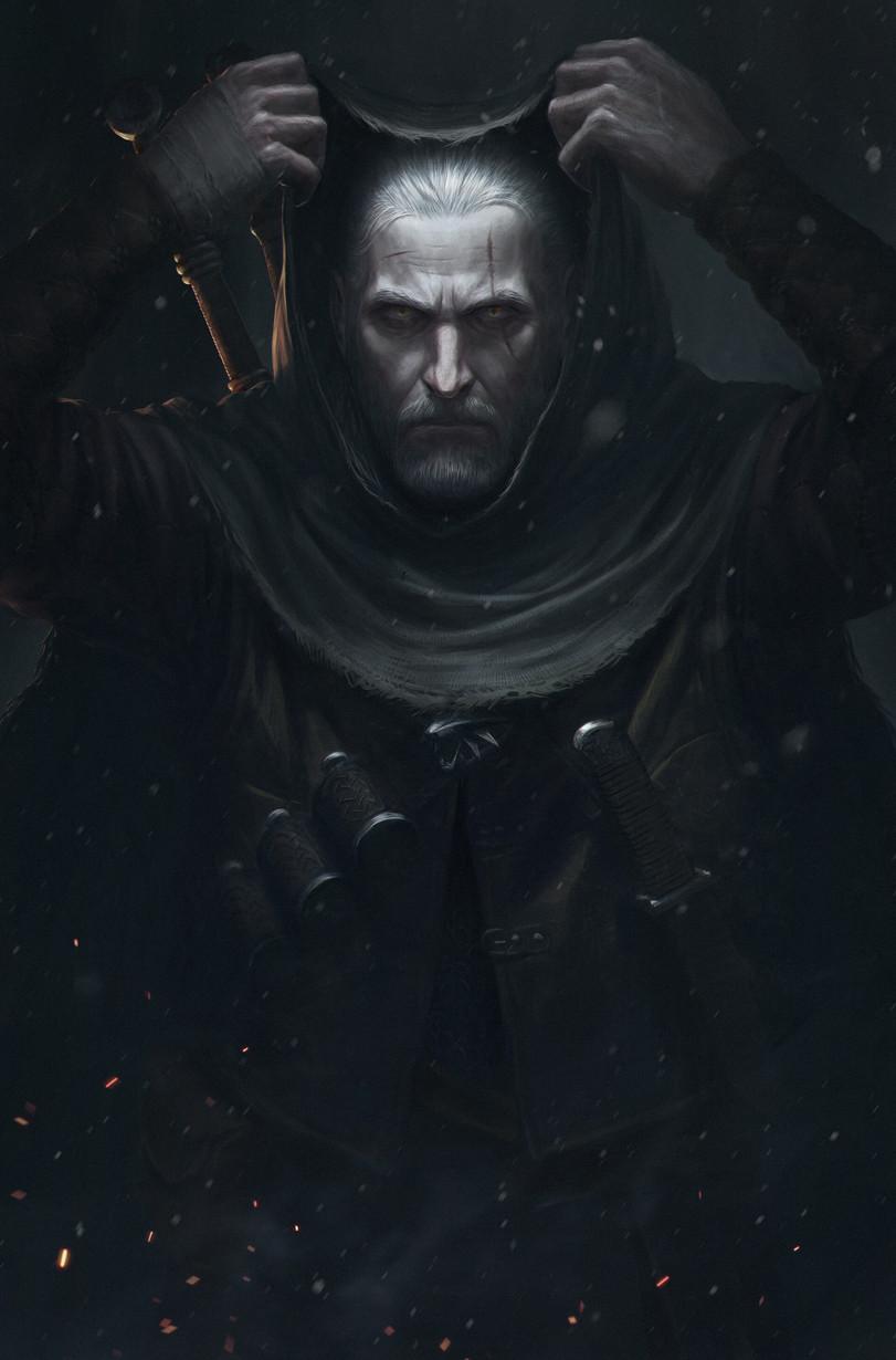 Геральт-Witcher-Персонажи-The-Witcher-фэндомы-5332435.jpeg - Witcher 3: Wild Hunt, the