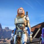 Mass Effect: Andromeda Mass Effect Andromeda скриншот с NVIDIA Ansel