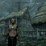 Elder Scrolls 5: Skyrim The Elder Scrolls V Skyrim Special Edition скриншот с Xbox One X