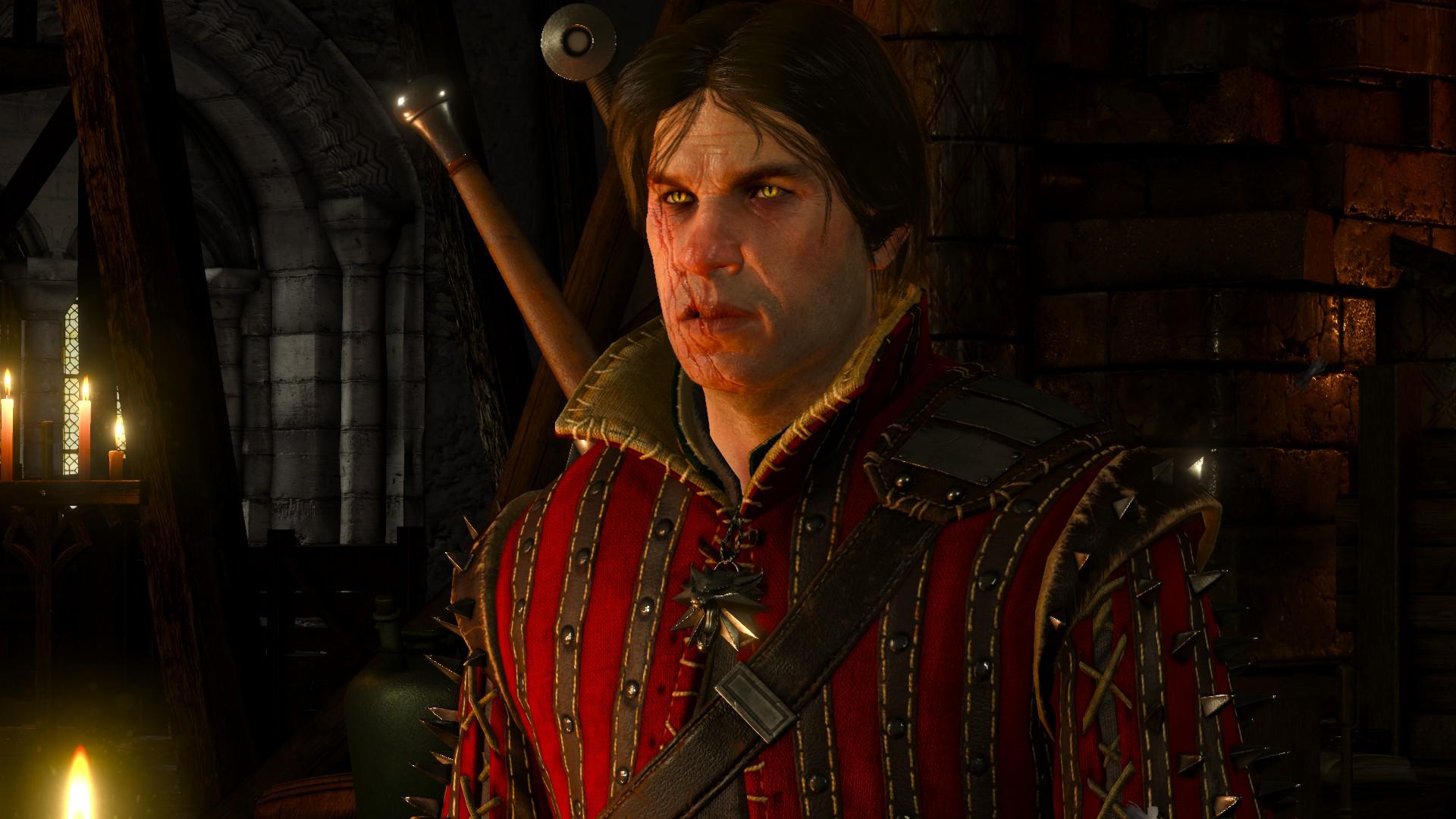 Es - Witcher 3: Wild Hunt, the