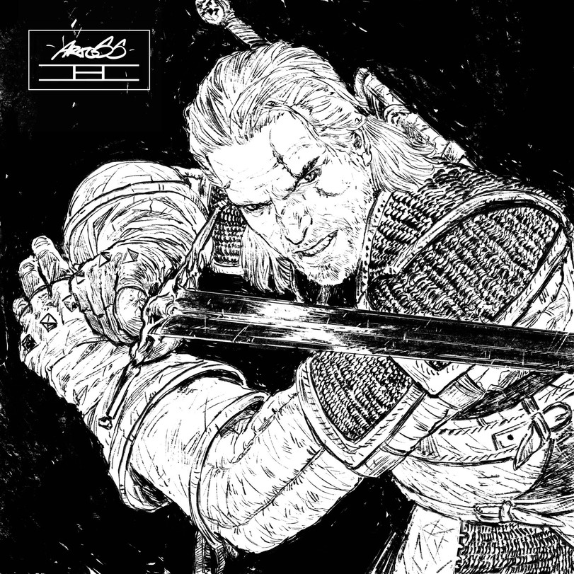 The-Witcher-фэндомы-Геральт-Witcher-Персонажи-5335198.jpeg - Witcher 3: Wild Hunt, the
