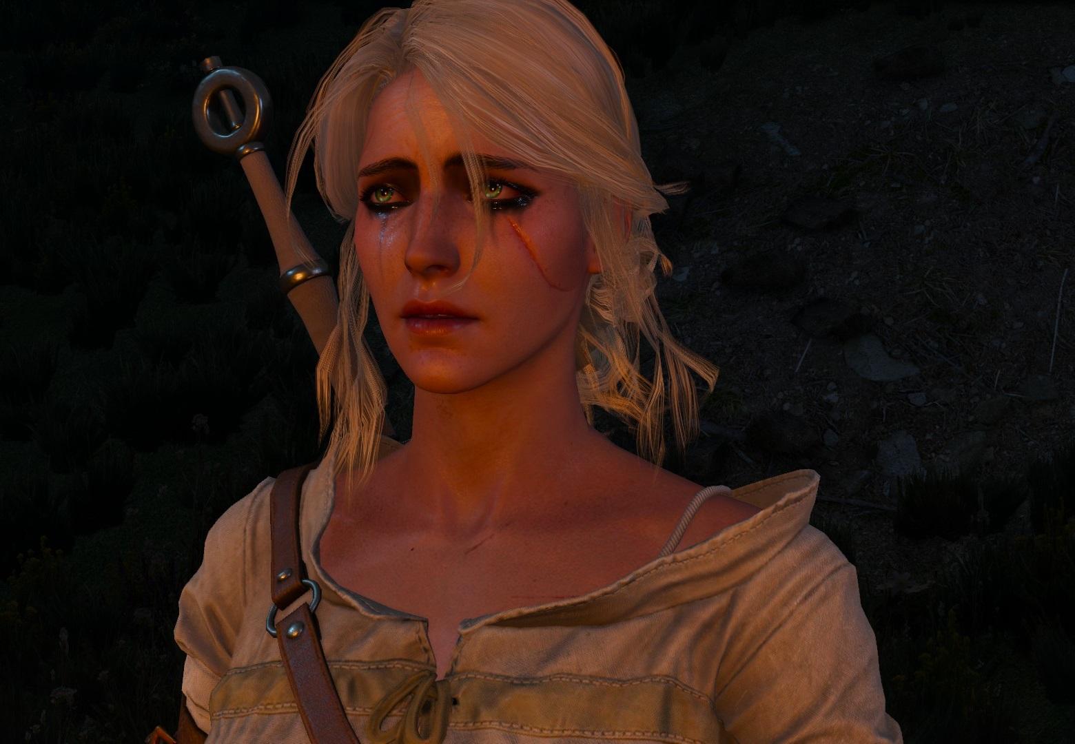 Cir - Witcher 3: Wild Hunt, the