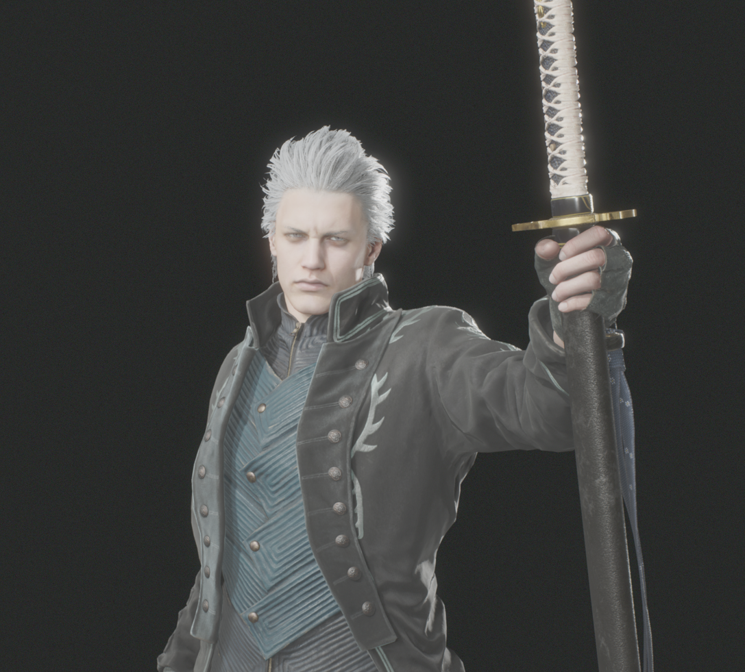 Vergil.png - Devil May Cry 5