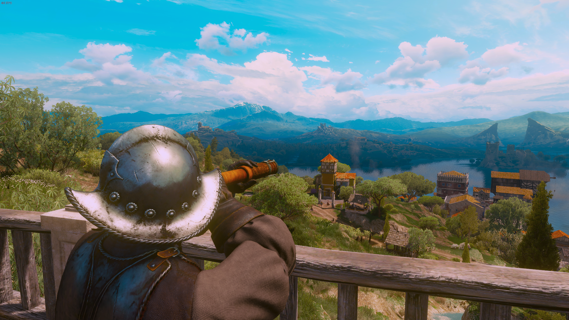 Bok - The Witcher 3: Wild Hunt