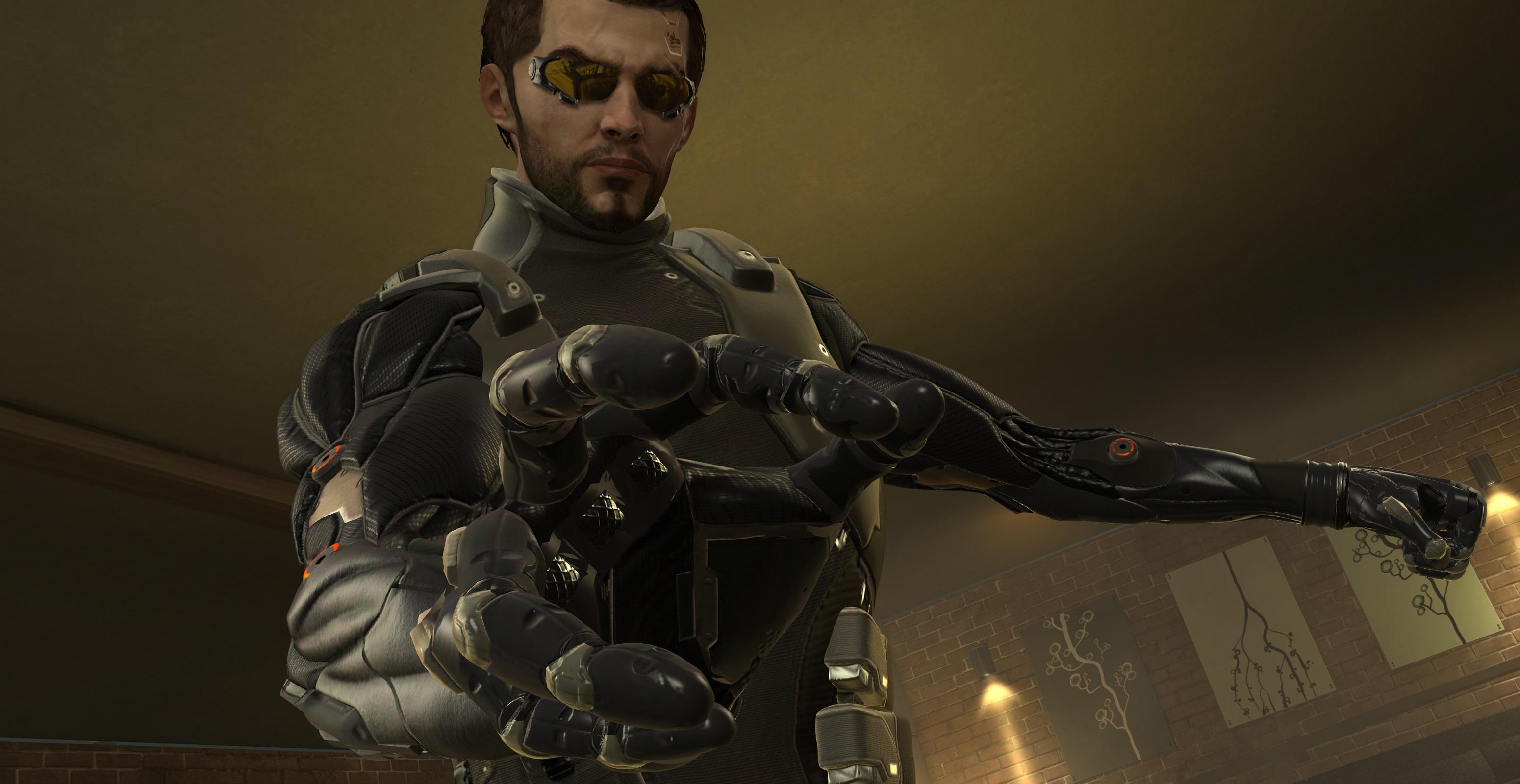 Deus Ex: Human Revolution:Director's Cut - Deus Ex: Human Revolution
