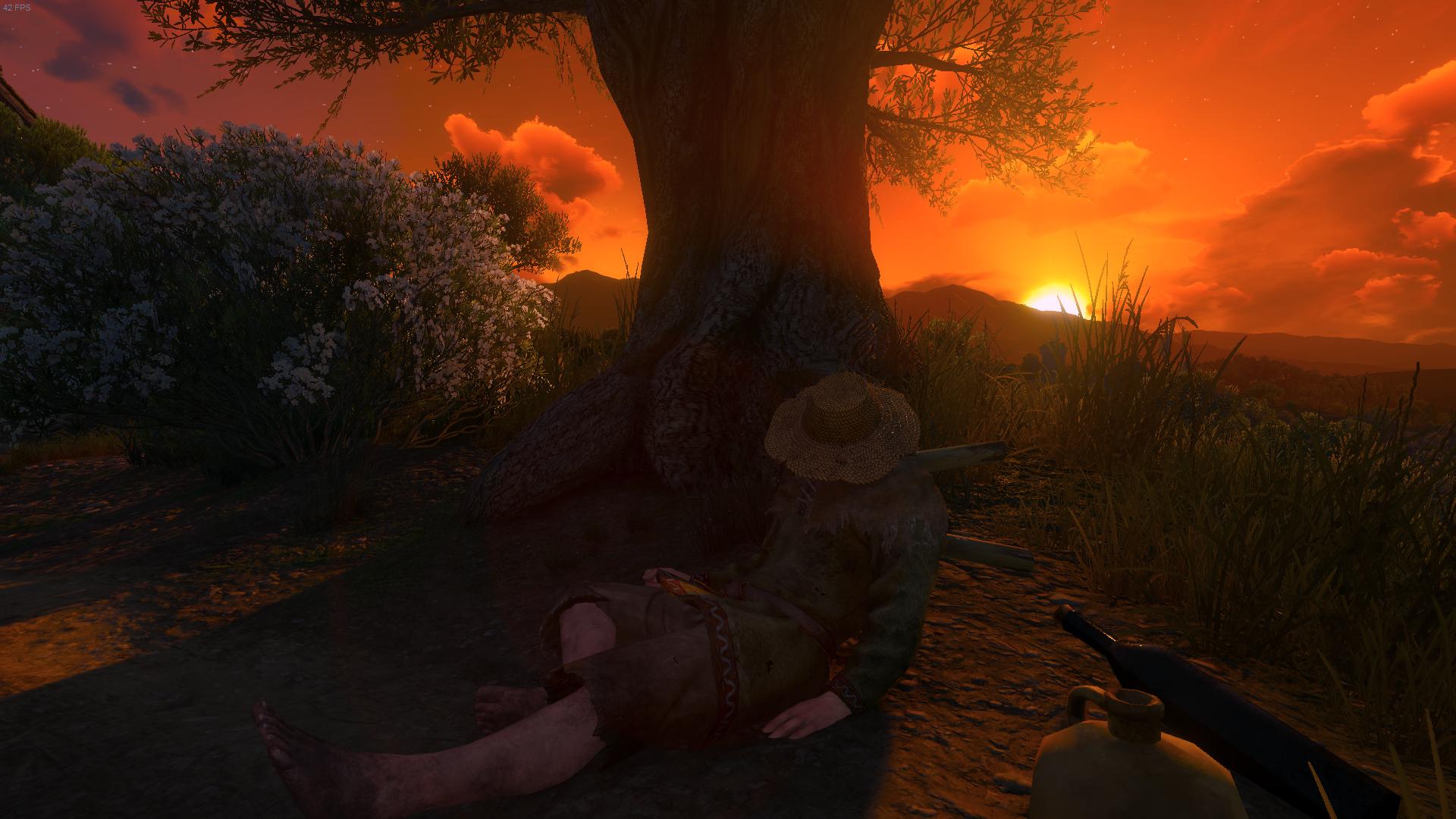 Kresl - Witcher 3: Wild Hunt, the