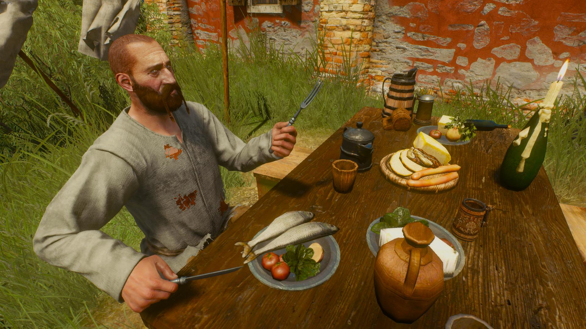 food - Witcher 3: Wild Hunt, the