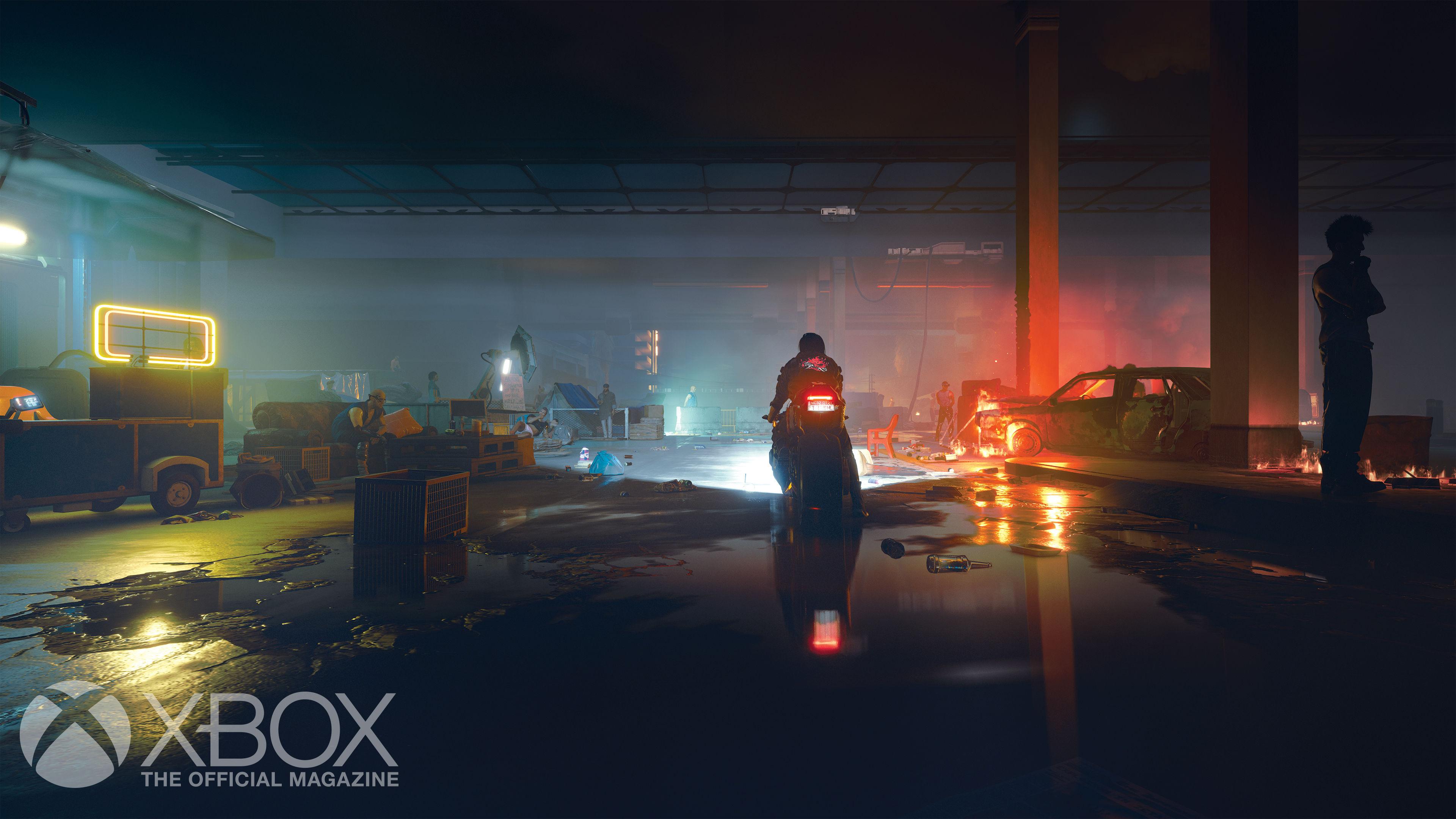 Геймплей [4K] - Cyberpunk 2077