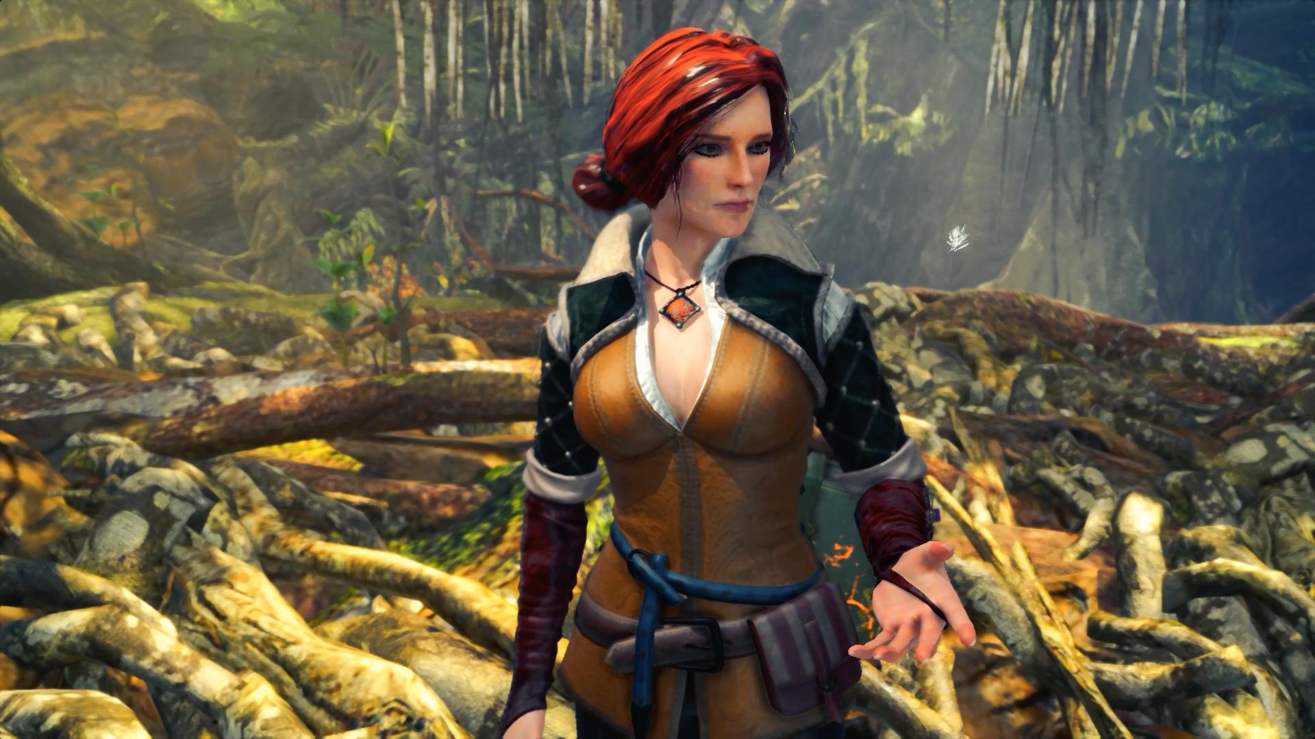 Трисс Меригольд - Monster Hunter: World