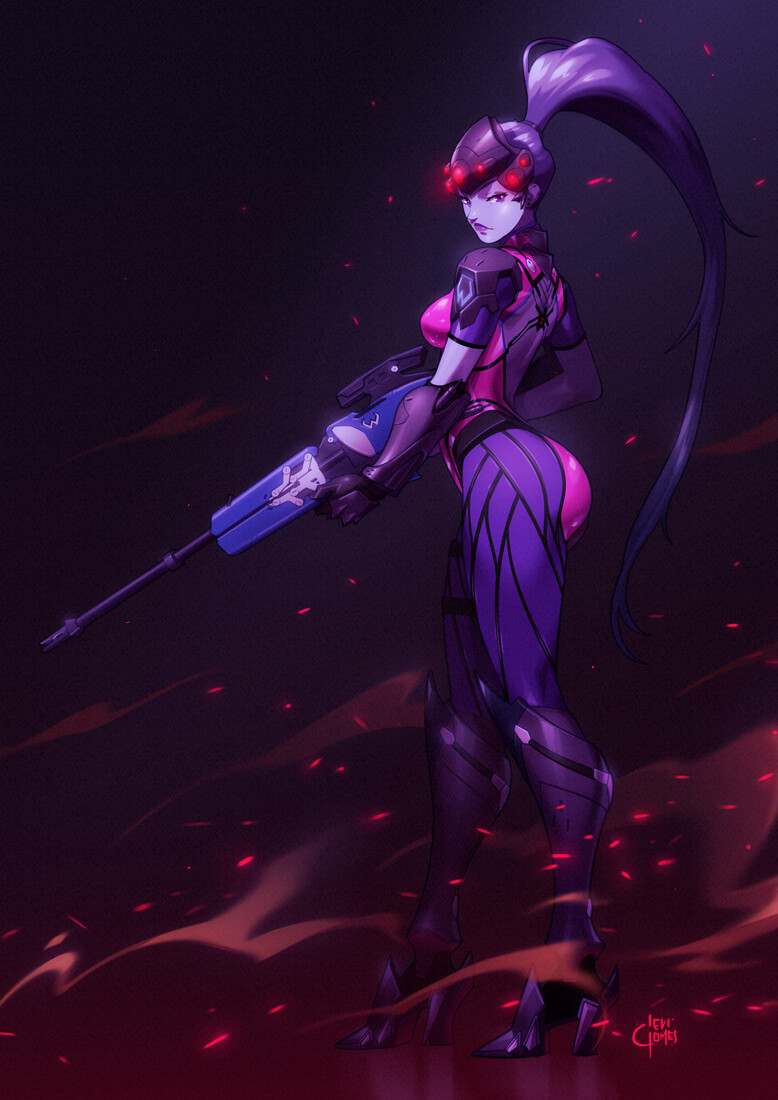 Widowmaker-Overwatch-Blizzard-фэндомы-5362283.jpeg - Overwatch