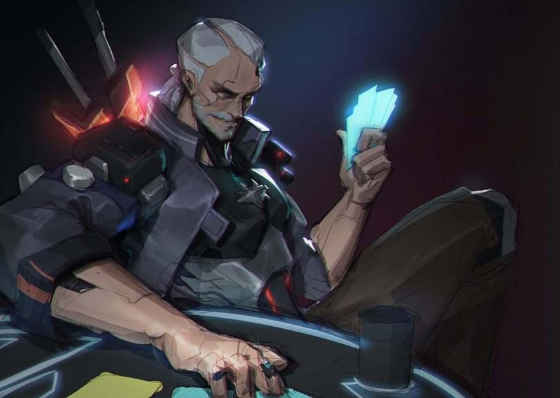 Cyberpunk-2077-Игры-Geralt-of-Rivia-Witcher-Персонажи-5373131.jpeg - Cyberpunk 2077