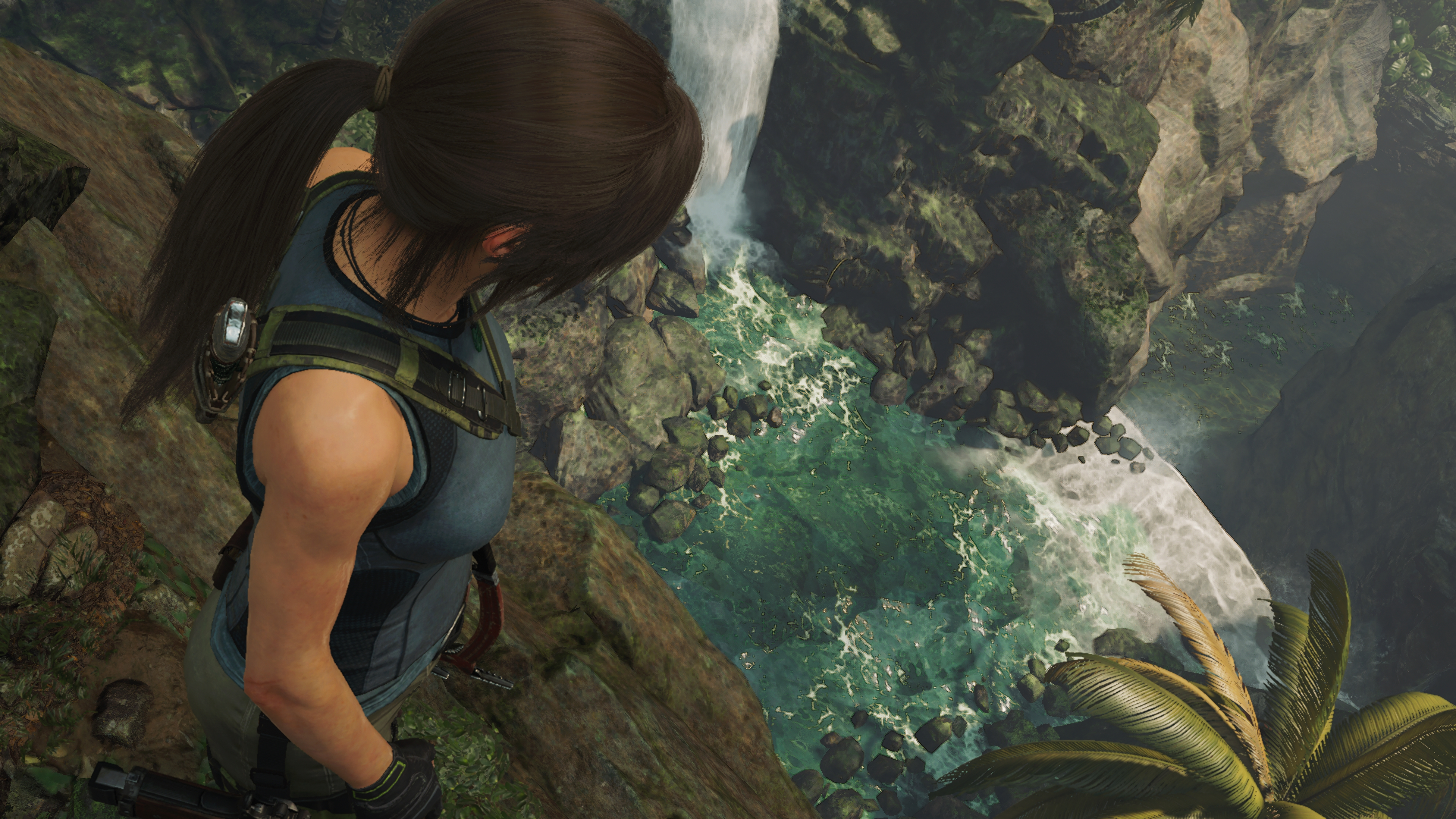 Shadow of the Tomb Raider скриншот 4k ultra graphics Nvidia GeForce RTX 2080 - Shadow of the Tomb Raider Лара Крофт