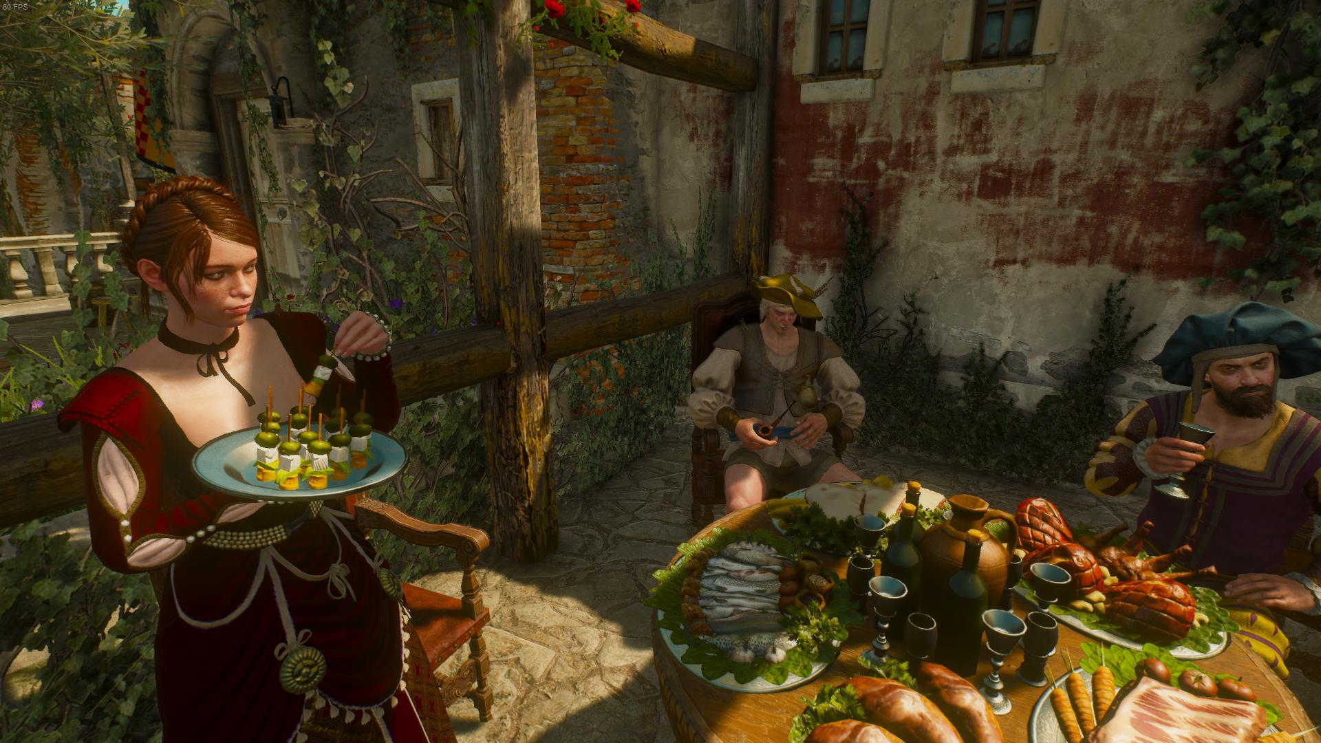 Food - The Witcher 3: Wild Hunt