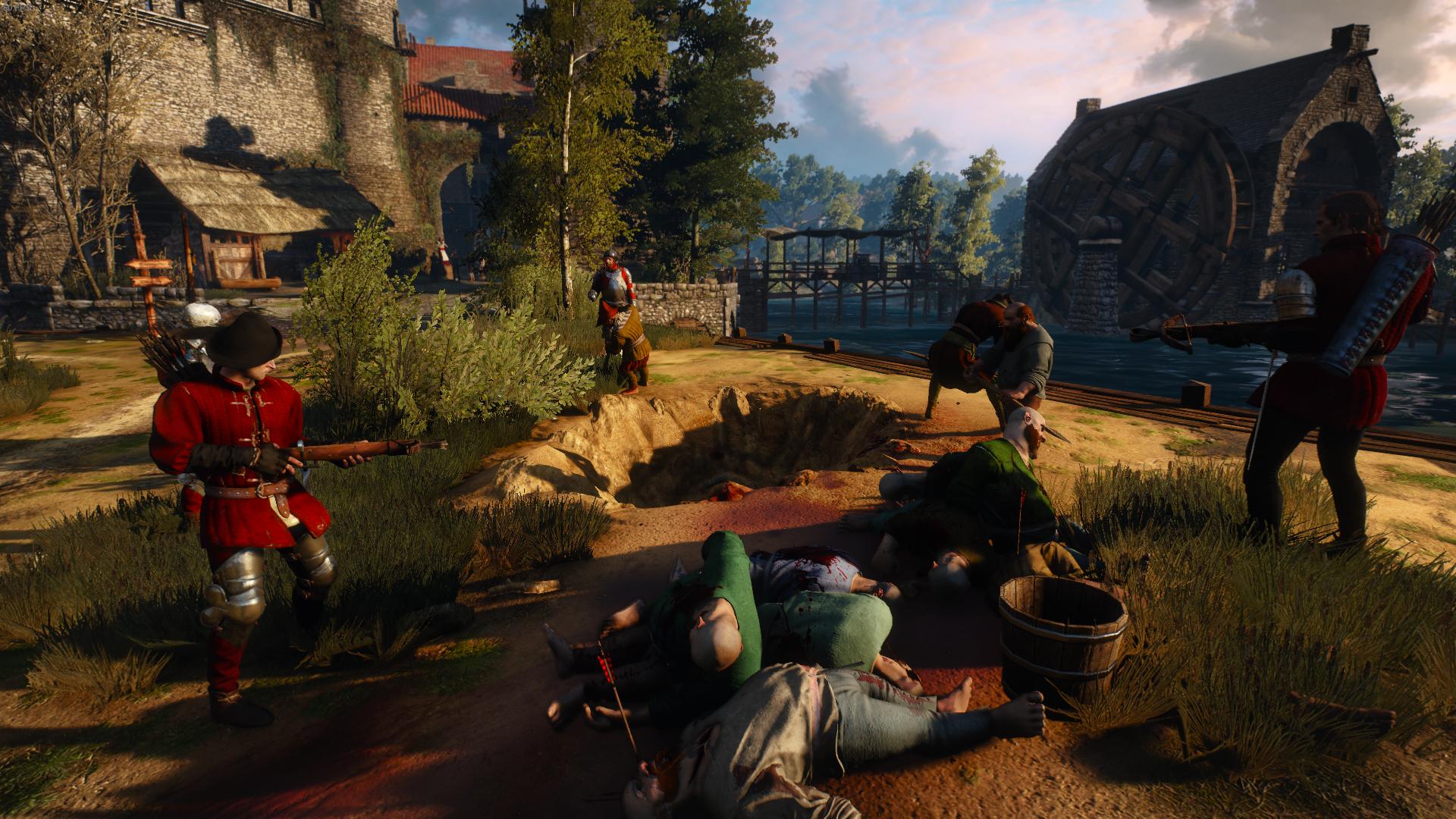 Nov - Witcher 3: Wild Hunt, the