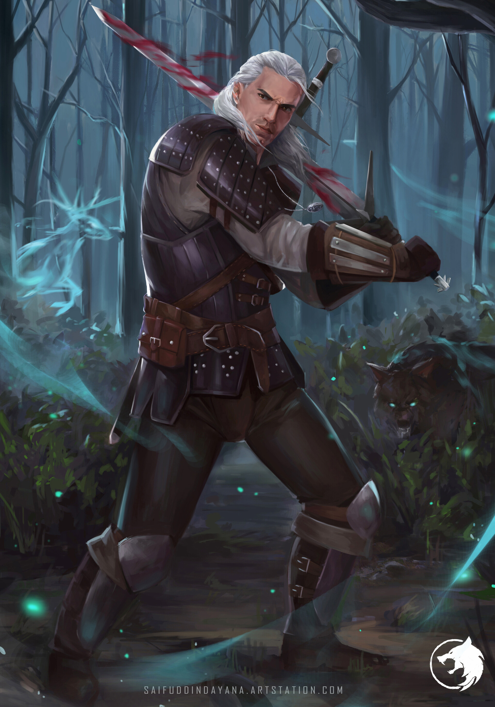 Henry-Cavill-Geralt-of-Rivia-Witcher-Персонажи-The-Witcher-5376491.jpeg - Witcher 3: Wild Hunt, the