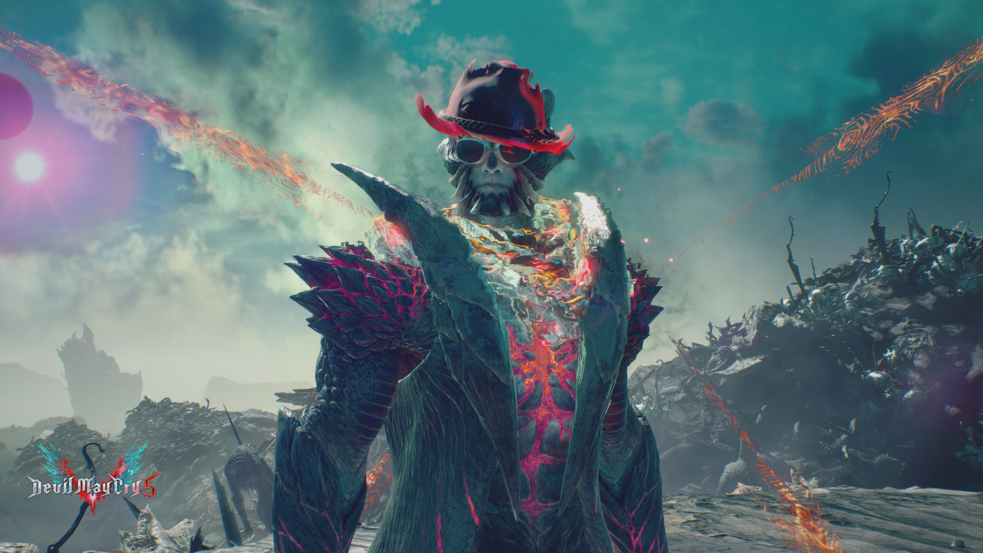 DanTe.png - Devil May Cry 5