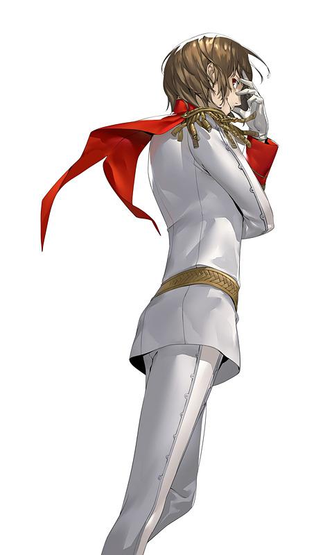 Персонаж - Persona 5