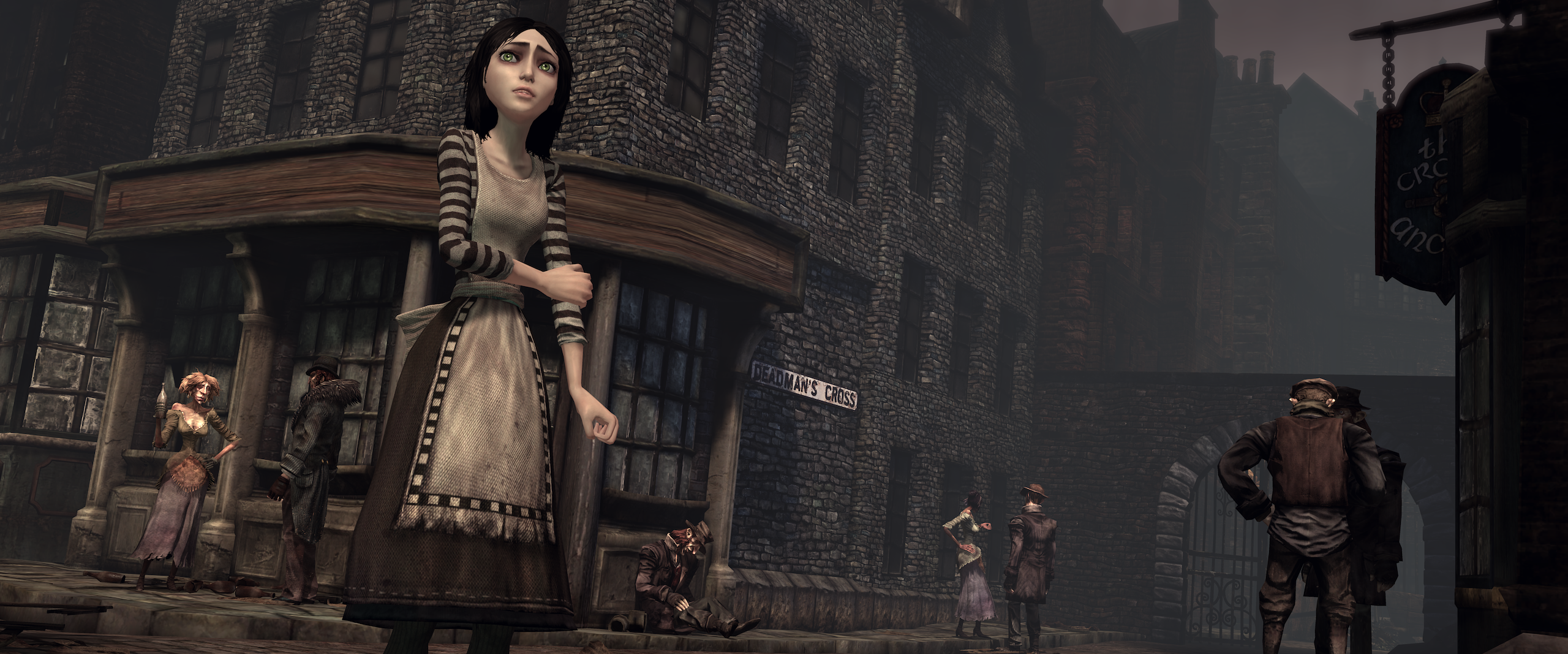homeless.png - Alice: Madness Returns