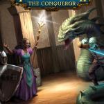 Queen's Wish: The Conqueror Обложка
