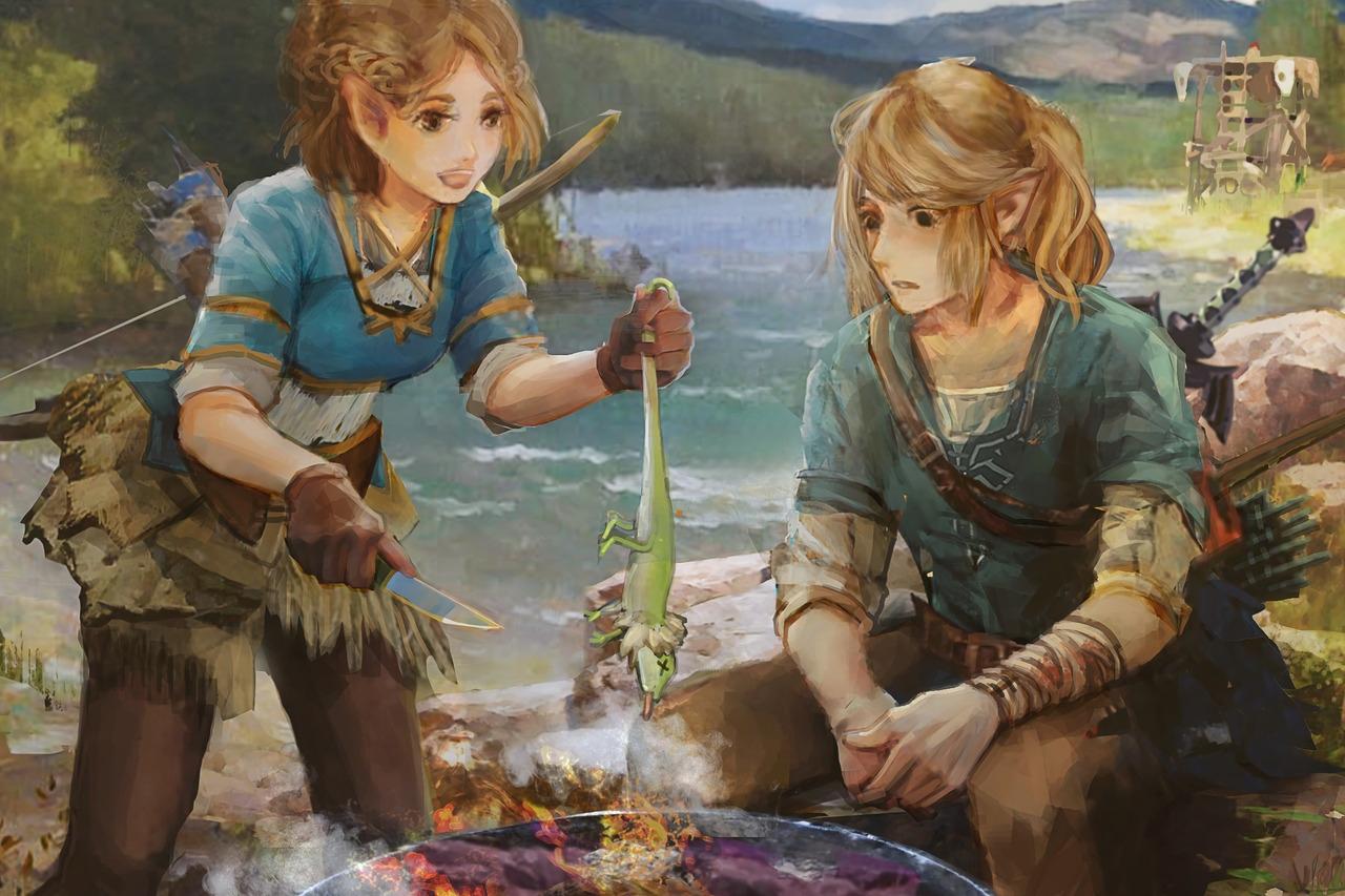 ji0eSt079Dw.jpg - Legend of Zelda: Breath of the Wild, the