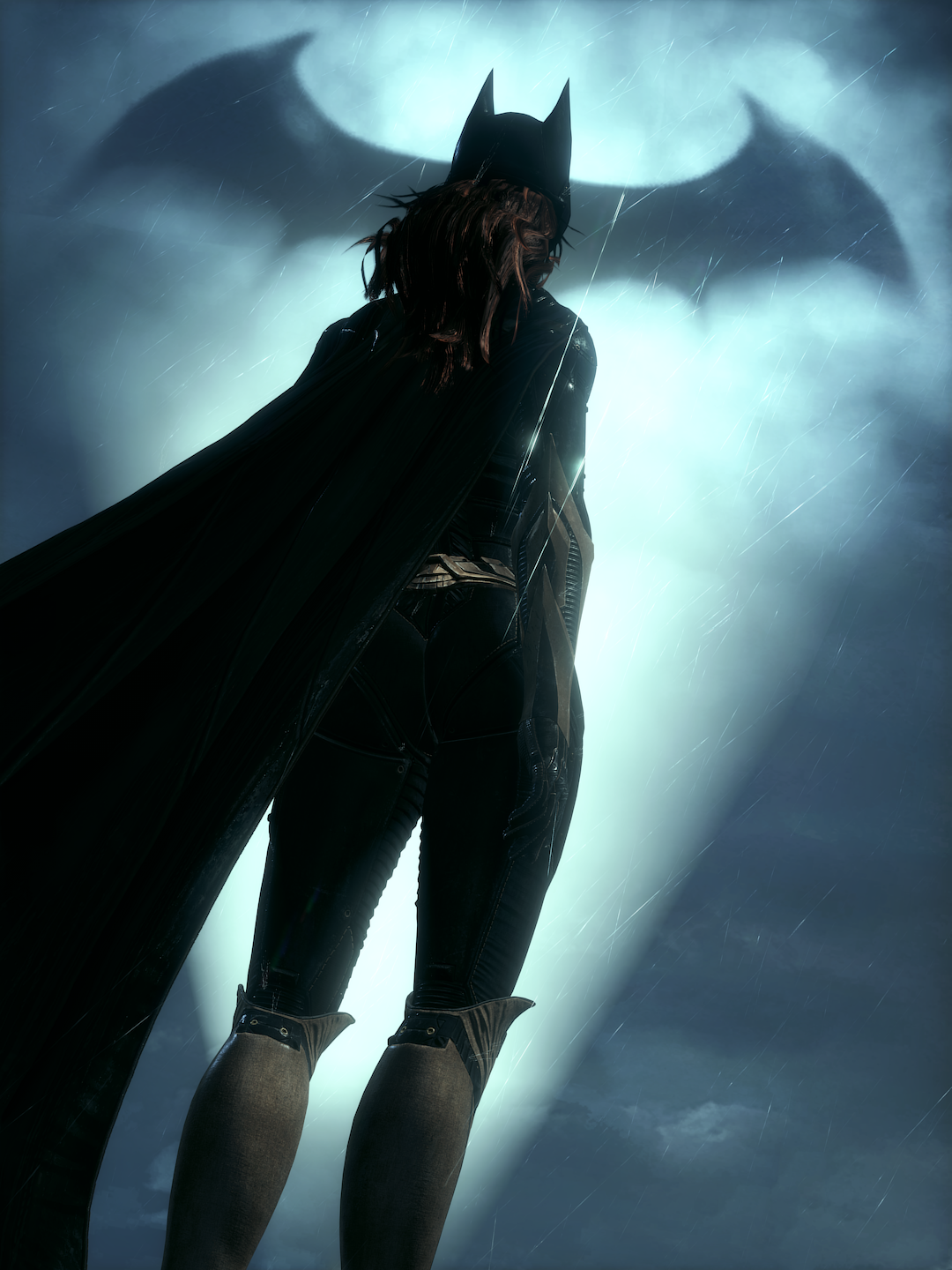 callme.png - Batman: Arkham Knight