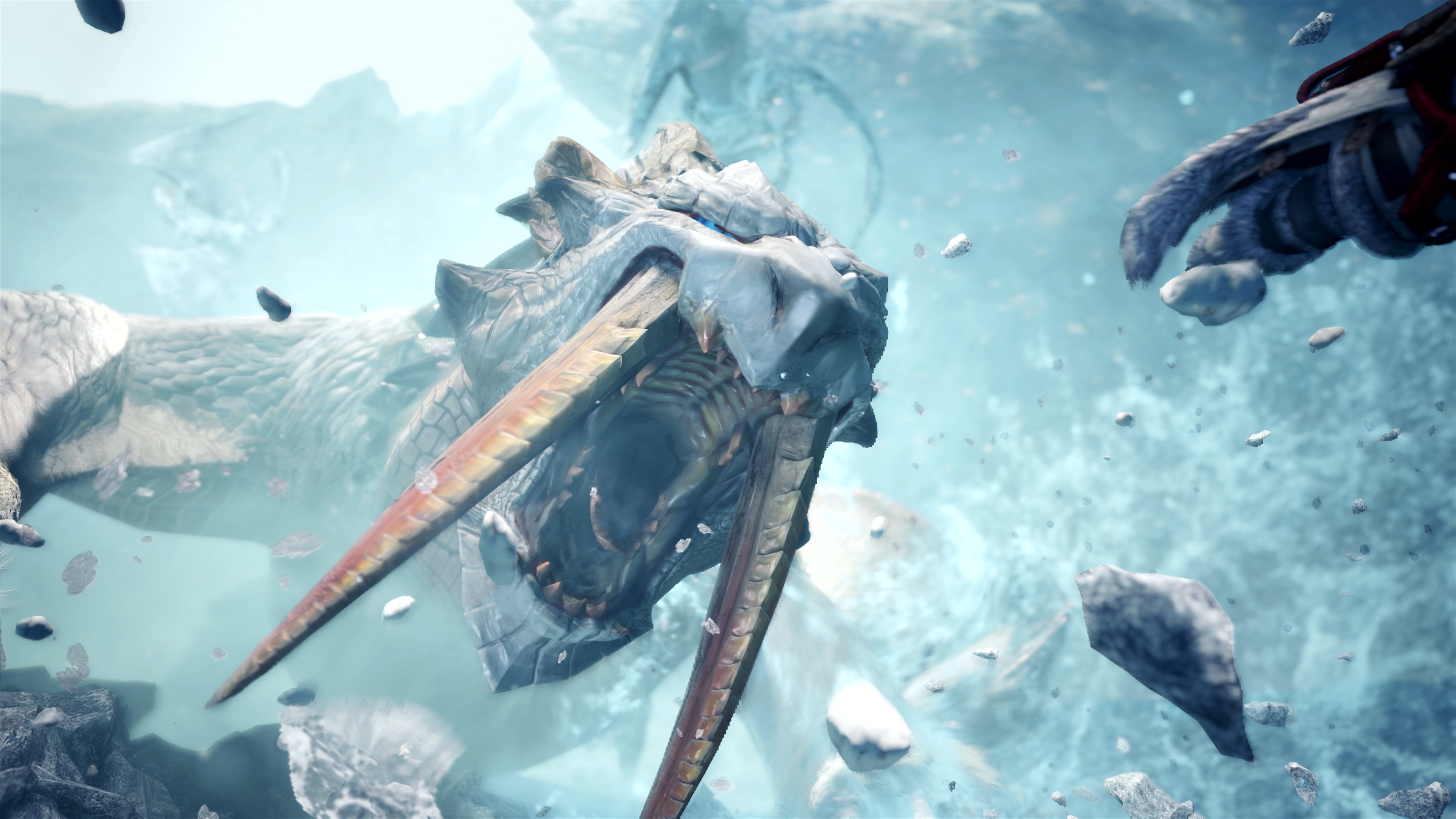 Iceborne - Monster Hunter: World