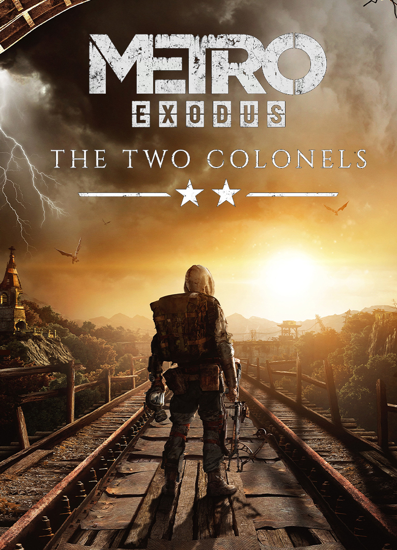 Обложка - Metro Exodus