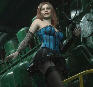 Галерея игры Resident Evil 2