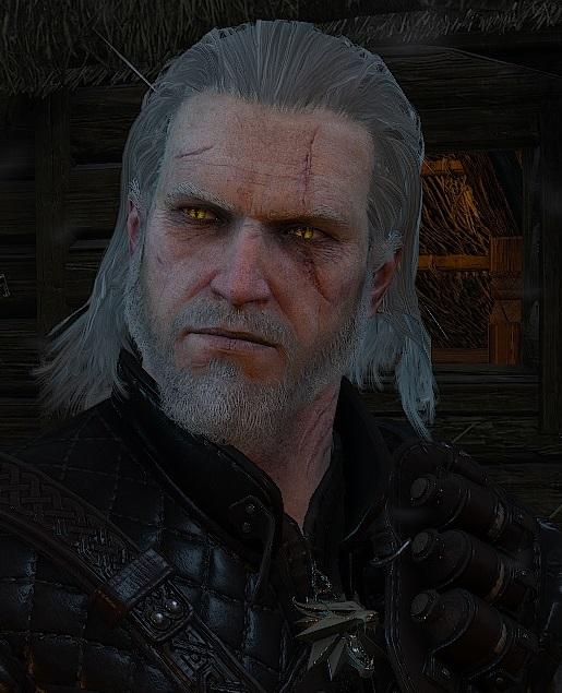 Geralt_1.jpg - Witcher 3: Wild Hunt, the