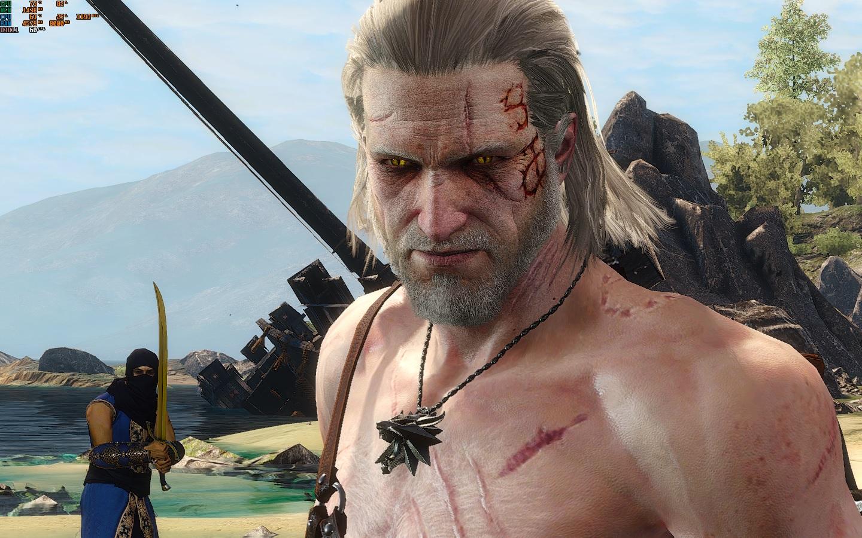 Geralt_7.jpg - Witcher 3: Wild Hunt, the