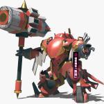 Project Sakura Wars Hatsuho Shinonome