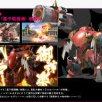 Project Sakura Wars Hatsuho Shinonome – Spiricle Fighter: Mugen