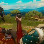 Witcher 2: Assassins of Kings Геральт и Трисс в Туссенте