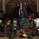 Witcher 3: Wild Hunt Весёлая пьянка