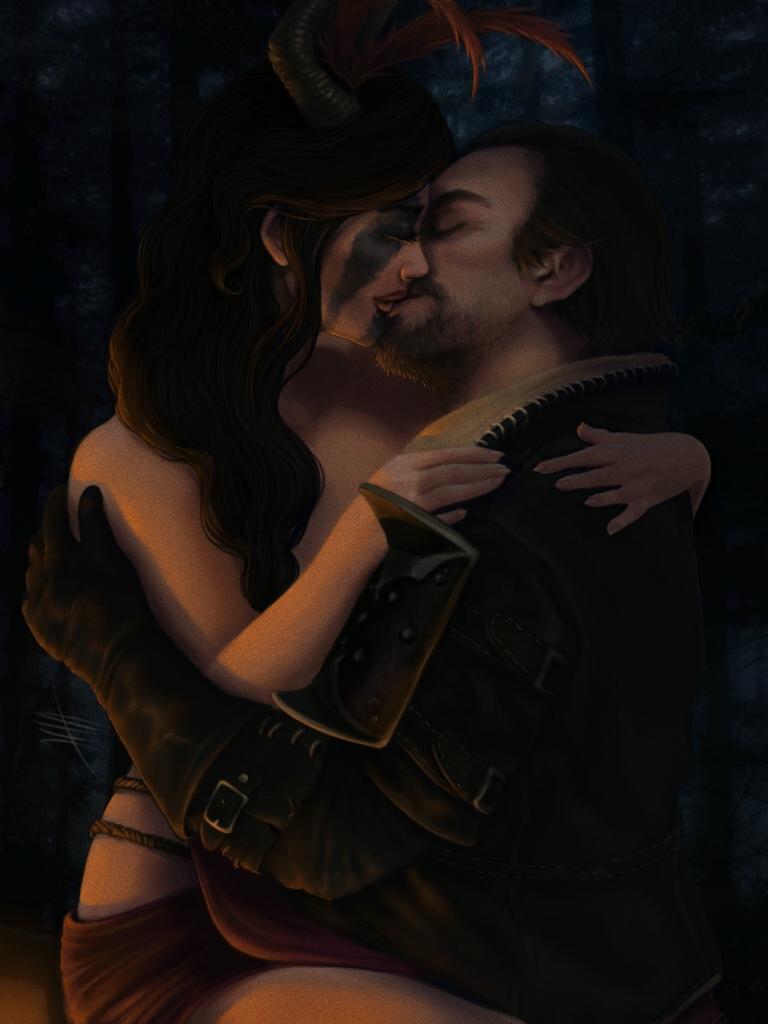 Ну а чем он хуже Эскеля и Геры? - The Witcher 3: Wild Hunt