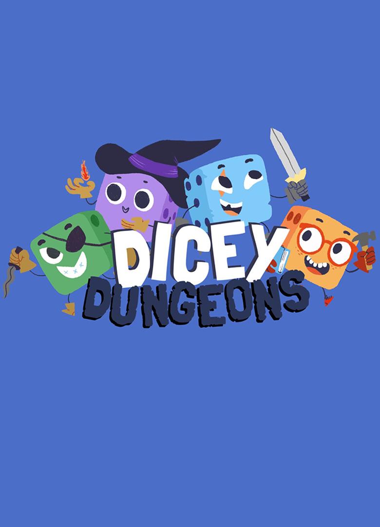 Обложка - Dicey Dungeons